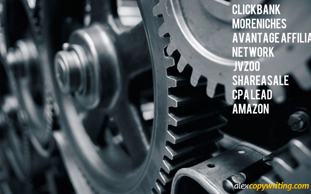 Marketing de contenidos para afiliados de Clickbank: 5 ventajas para blogs de nicho